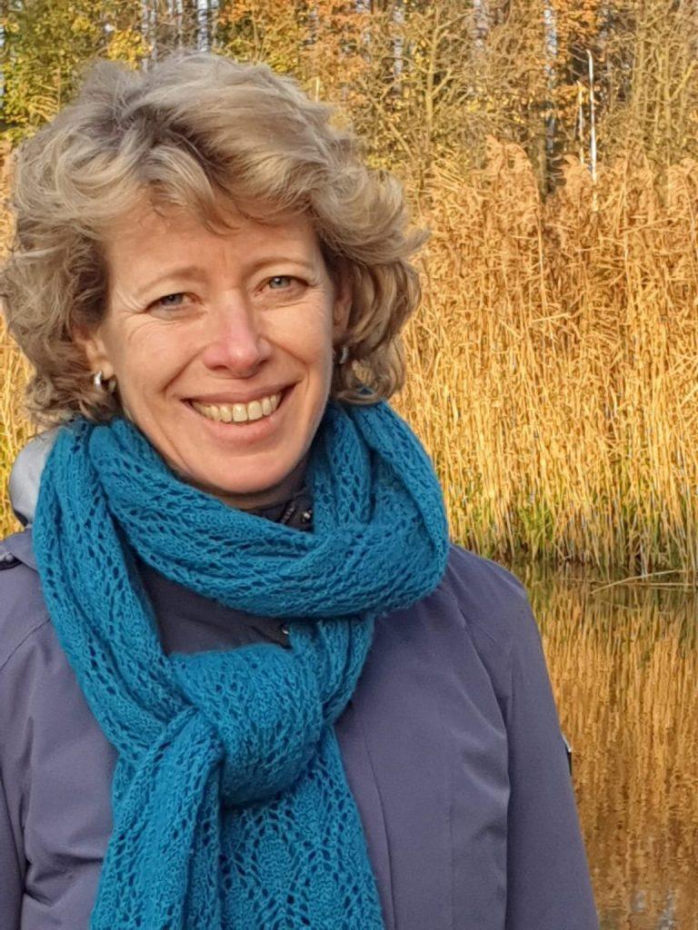 Portretfoto Annelies de Graaf, tijdelijk coördinator GOO